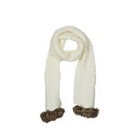 Accessoires textile Femme Echarpes / Etoles / Foulards André POLAIRE Blanc