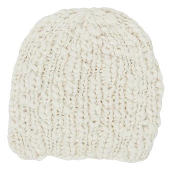 Accessoires textile Femme Bonnets André MARGUERITE ECRU