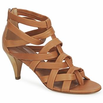 Chaussures Femme Sandales et Nu-pieds Sigerson Morrison CARNICIA TAN