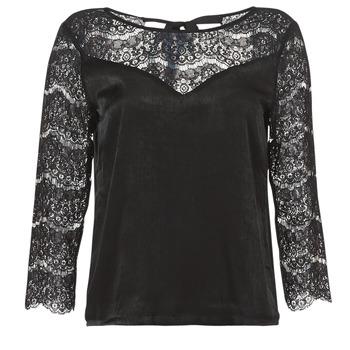 Abbigliamento Donna Top / Blusa Betty London JYRIAM Nero