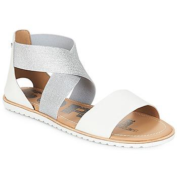 Chaussures Femme Sandales et Nu-pieds Sorel ELLA SANDAL White