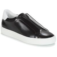 Schuhe Damen Sneaker Low KLOM KISS Schwarz