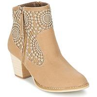 Schuhe Damen Low Boots Moony Mood DIROVAL Maulwurf