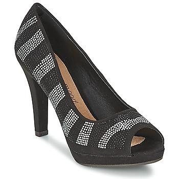 Chaussures Femme Escarpins Moony Mood RESERVI Noir