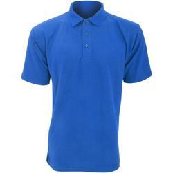 Vêtements Homme Polos manches courtes Ultimate Clothing Collection UCC003 Bleu royal
