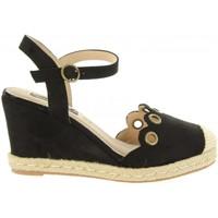 Chaussures Femme Sandales et Nu-pieds MTNG 50021 Negro