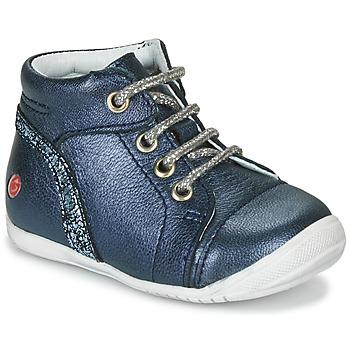 Schuhe Mädchen Boots GBB ROSEMARIE Marineblau