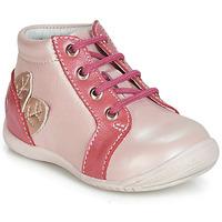Scarpe Bambina Sneakers alte GBB FRANCKIE Rosa