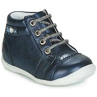 Schuhe Mädchen Sneaker High GBB NICOLE Marineblau