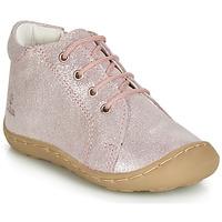 Scarpe Bambina Sneakers alte GBB VEDOFA Rosa
