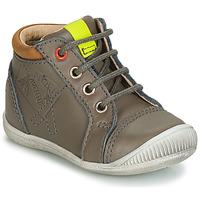 Scarpe Bambino Sneakers alte GBB TARAVI Grigio