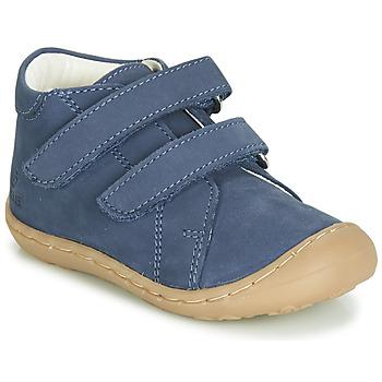 Scarpe Bambino Sneakers alte GBB MAGAZA Blu