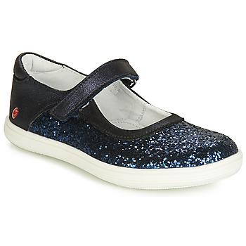 Chaussures Fille Ballerines / babies GBB PLACIDA Marine