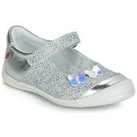 Chaussures Fille Ballerines / babies GBB SACHIKO Argenté
