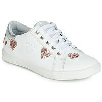 Schuhe Mädchen Sneaker Low GBB ASTOLA Weiß