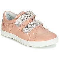 Chaussures Fille Baskets basses GBB BALOTA Rose