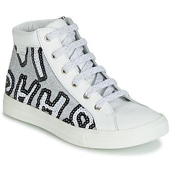 Schuhe Mädchen Sneaker High GBB MARTA Weiss