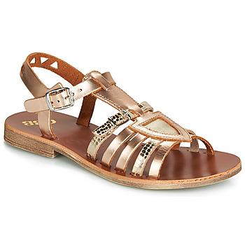 Chaussures Fille Sandales et Nu-pieds GBB FANNI Bronze