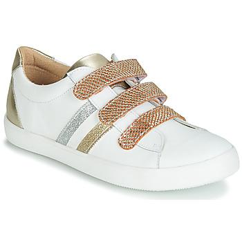 Schuhe Mädchen Sneaker Low GBB MADO Weiss