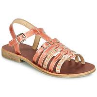 Chaussures Fille Sandales et Nu-pieds GBB BANGKOK Corail