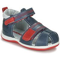 Schuhe Jungen Sandalen / Sandaletten Catimini BALIMO Marineblau