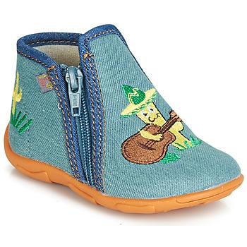 Chaussures Garçon Chaussons GBB FERNANDO Bleu