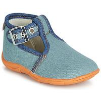 Scarpe Bambino Pantofole GBB SAPPO Blu / Jean