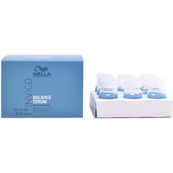 Beauté Shampooings Wella Invigo Balance Anti-hairloss Serum  8 x 6 ml