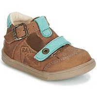 Schuhe Jungen Sandalen / Sandaletten GBB AREZO Braun, / Blau