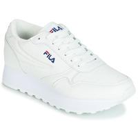 Schuhe Damen Sneaker Low Fila ORBIT ZEPPA L WMN Weiss