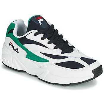 Scarpe Uomo Sneakers basse Fila VENOM LOW Bianco / Verde
