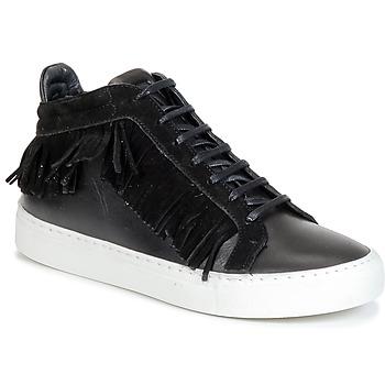 Schuhe Damen Sneaker High Paul & Joe PAULA Schwarz