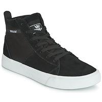 Scarpe Sneakers alte Supra STACKS MID Nero