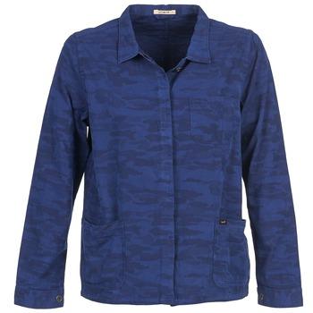 Vêtements Femme Vestes / Blazers Lee CAMO Bleu
