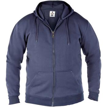Vêtements Homme Sweats Duke Hooded Bleu marine