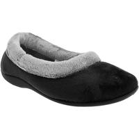 Chaussures Femme Chaussons Sleepers Julia Noir