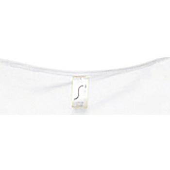 Vêtements Homme Débardeurs / T-shirts sans manche Sols Justin Blanc