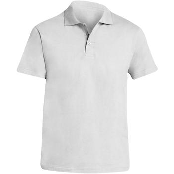 Vêtements Homme Polos manches courtes Sols Jersey Blanc