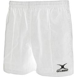 Vêtements Homme Shorts / Bermudas Gilbert GI002 Blanc