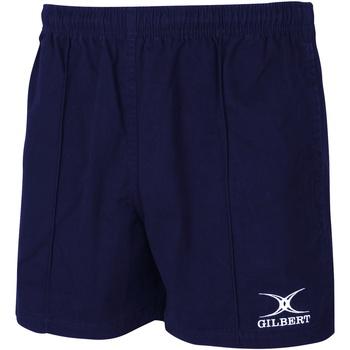 Vêtements Enfant Shorts / Bermudas Gilbert GI02J Bleu marine