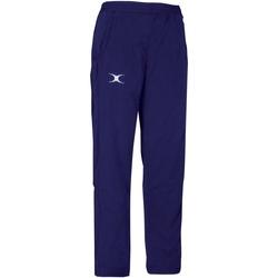 Vêtements Enfant Pantalons de survêtement Gilbert GI05J Bleu marine