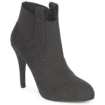 Chaussures Femme Bottines Frida CASTRIL Noir